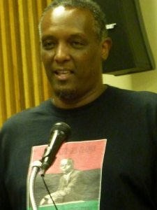 Dr. Greg Kimathi Carr.| Joyce Jones Photo